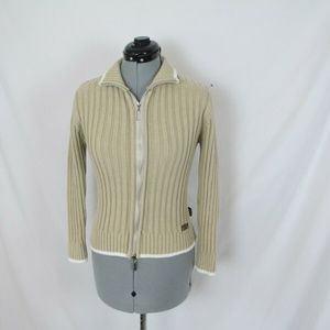 Polo Jeans Co. Ralph Lauren Sweater Cardigan Zip